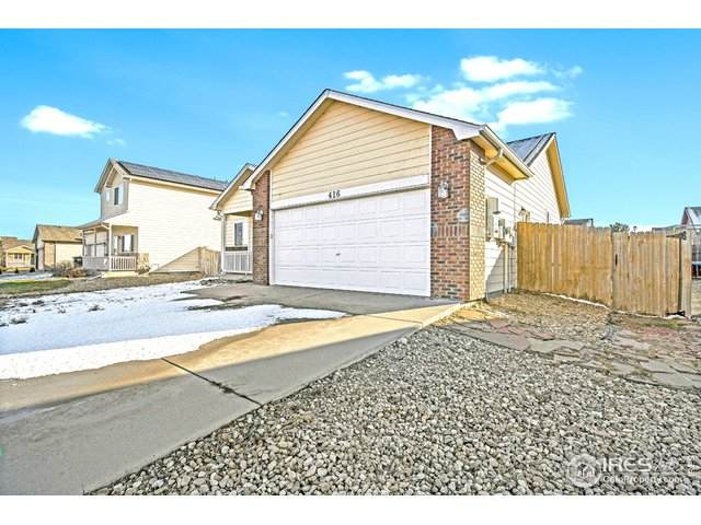 416 E 28th St Ln, Greeley, CO 80631 (MLS #929544) :: RE/MAX Alliance