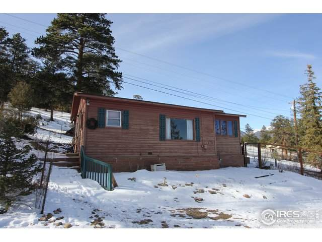 841 University Dr, Estes Park, CO 80517 (MLS #929549) :: Downtown Real Estate Partners