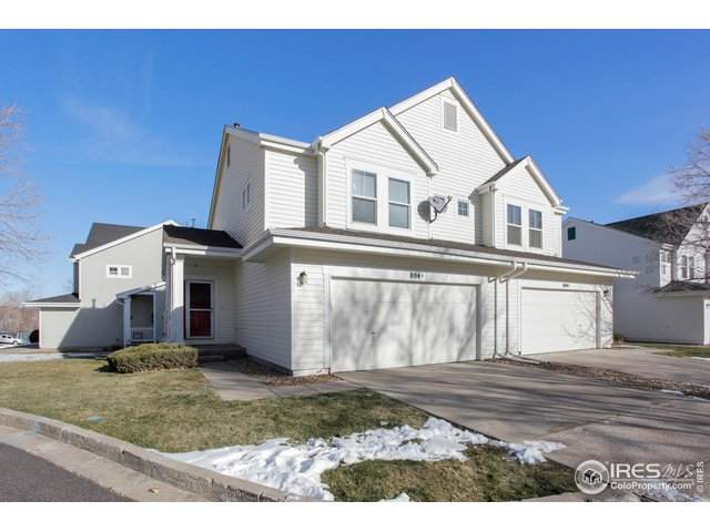804 Union St A, Lakewood, CO 80401 (MLS #929559) :: 8z Real Estate