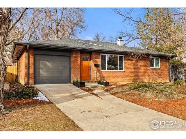 365 S 43rd St, Boulder, CO 80305 (MLS #929562) :: Tracy's Team