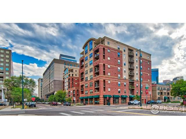1975 N Grant St #710, Denver, CO 80203 (MLS #929565) :: Re/Max Alliance
