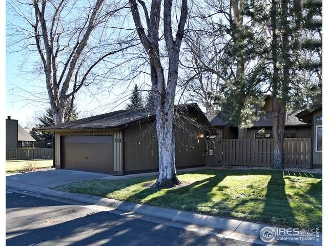 1001 Wind Trl #5, Fort Collins, CO 80526 (MLS #929566) :: RE/MAX Alliance