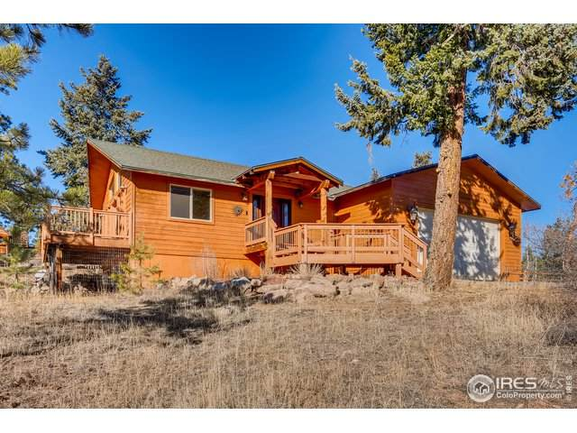 34204 Ponca Rd, Pine, CO 80470 (MLS #929569) :: Tracy's Team