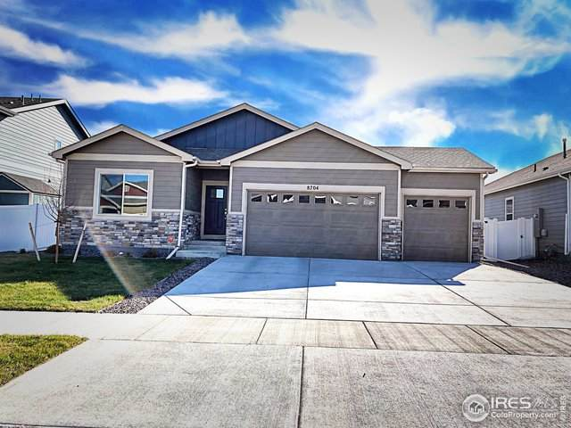 8704 15th St, Greeley, CO 80634 (MLS #929571) :: RE/MAX Alliance