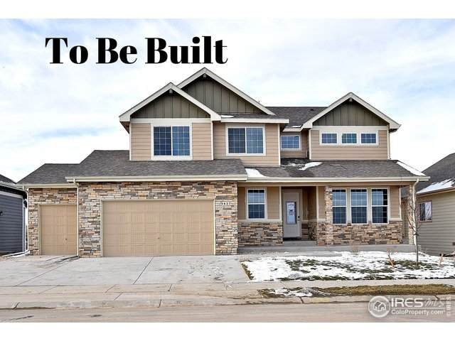 1440 Markhor Dr, Severance, CO 80550 (MLS #929590) :: Bliss Realty Group