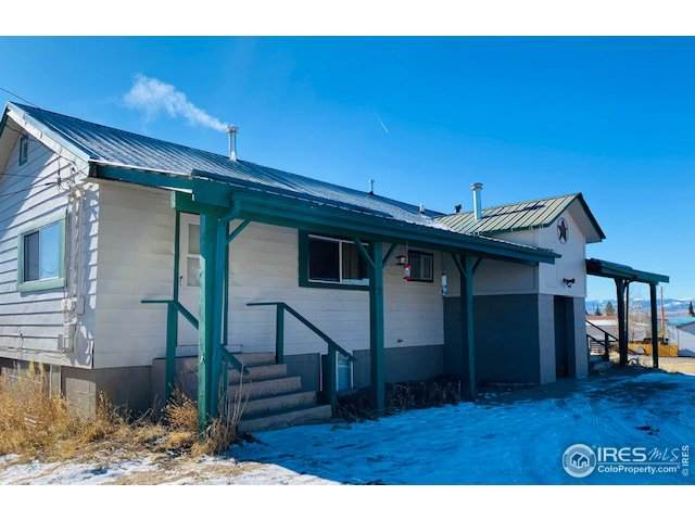 469 Harrison St, Walden, CO 80480 (MLS #929604) :: Tracy's Team