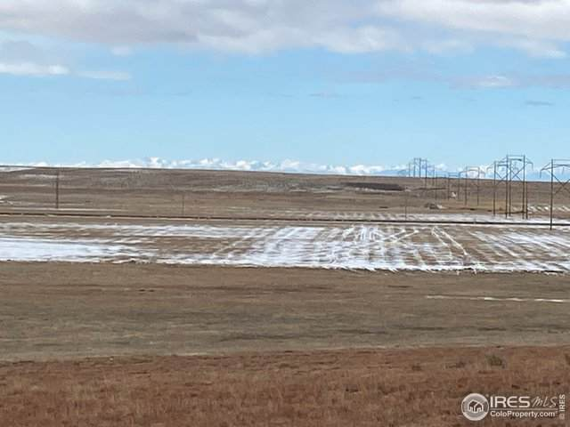 0 County Road L Lot 3, Wiggins, CO 80654 (MLS #929615) :: Downtown Real Estate Partners