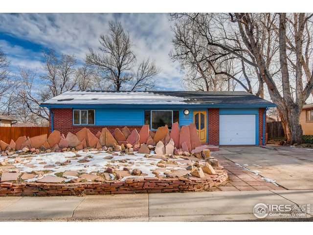 360 S 42nd St, Boulder, CO 80305 (MLS #929627) :: Tracy's Team