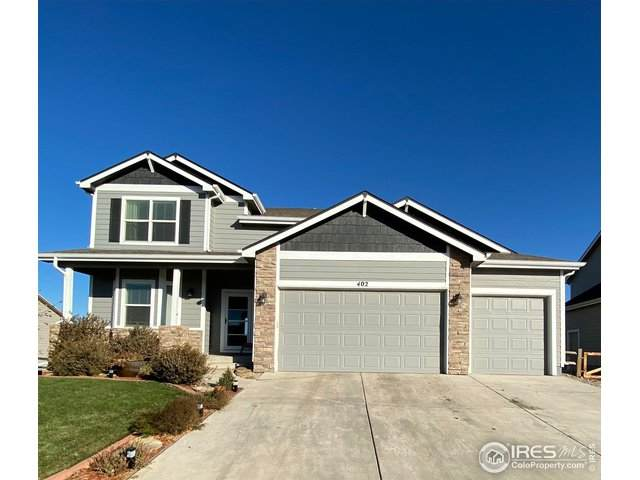402 Ptarmigan St, Severance, CO 80550 (#929628) :: Realty ONE Group Five Star