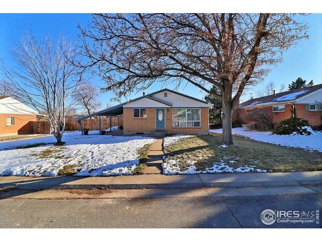 10844 Mildred Dr, Northglenn, CO 80233 (MLS #929642) :: Tracy's Team