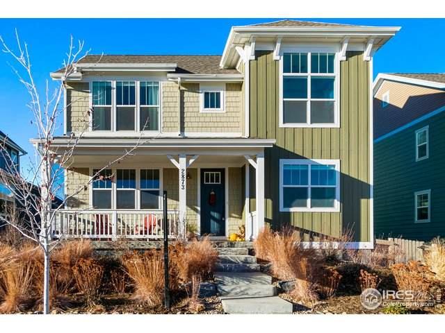 2873 Twin Lakes Cir, Lafayette, CO 80026 (MLS #929643) :: Jenn Porter Group