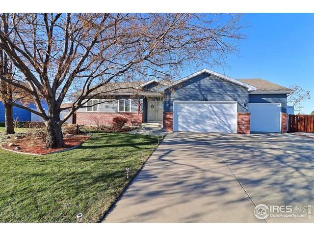 2879 41st Ave, Greeley, CO 80634 (MLS #929646) :: Tracy's Team
