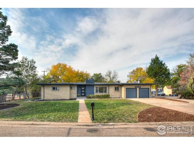 2705 Sunset Ln, Greeley, CO 80634 (MLS #929647) :: Tracy's Team