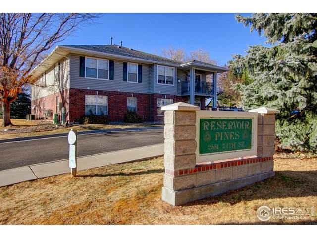 2551 W 24th St A5, Greeley, CO 80634 (MLS #929650) :: Tracy's Team