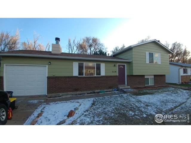 2118 4th St, Greeley, CO 80631 (MLS #929652) :: Tracy's Team