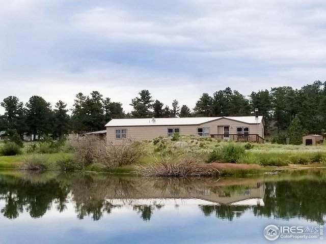 123 Mashie Ct, Red Feather Lakes, CO 80545 (MLS #929657) :: Jenn Porter Group