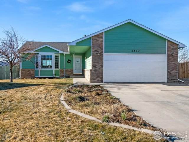 3517 Wyatt Ct, Evans, CO 80620 (MLS #929675) :: Tracy's Team