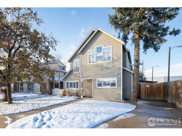 2735 Pine St #1, Boulder, CO 80302 (MLS #929684) :: Tracy's Team