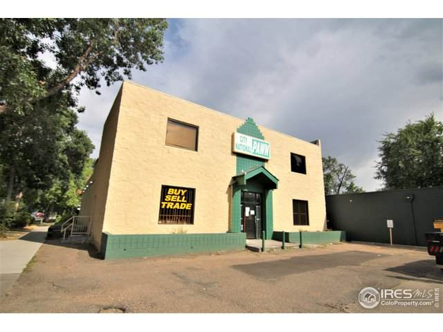 802 S College Ave, Fort Collins, CO 80524 (MLS #929685) :: Tracy's Team