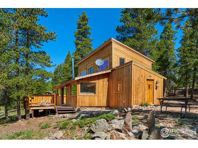 206 Lone Ponderosa Dr, Black Hawk, CO 80422 (MLS #929688) :: Jenn Porter Group