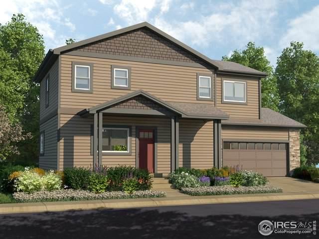 1327 S Oak Ct, Longmont, CO 80501 (MLS #929690) :: Jenn Porter Group