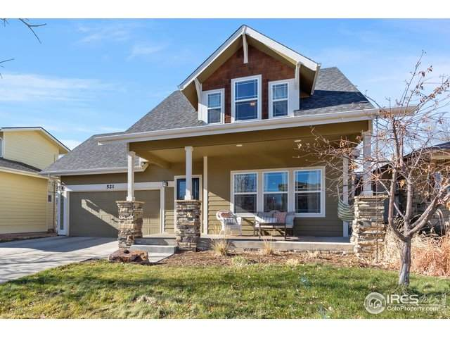 521 Coriander Ln, Fort Collins, CO 80521 (MLS #929697) :: Tracy's Team