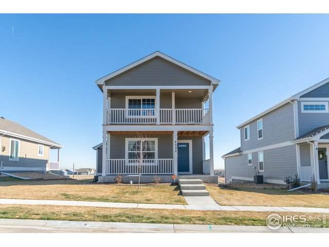 4322 Sunflower Rd, Evans, CO 80620 (MLS #929701) :: Tracy's Team