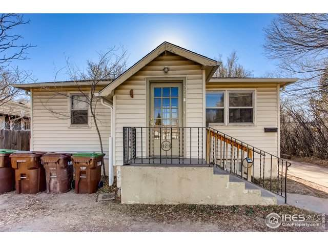 323 E Prospect Rd, Fort Collins, CO 80525 (MLS #929702) :: Tracy's Team