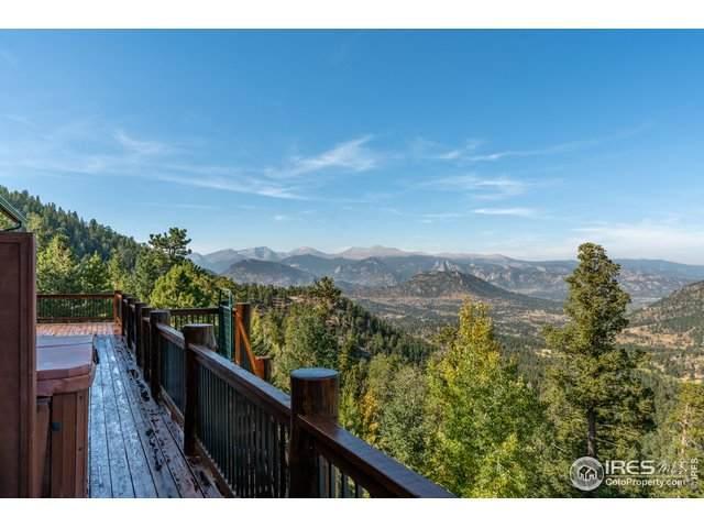 1572 Moss Rock Dr, Estes Park, CO 80517 (MLS #929705) :: 8z Real Estate