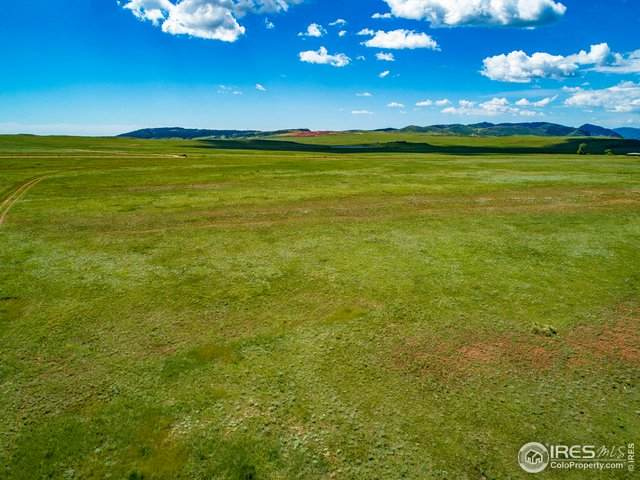 0 County Road 80, Livermore, CO 80536 (MLS #929738) :: Kittle Real Estate