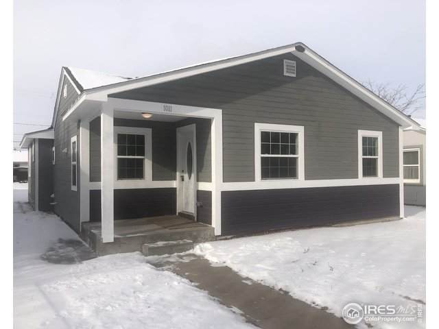 1011 State St, Fort Morgan, CO 80701 (MLS #929774) :: Downtown Real Estate Partners