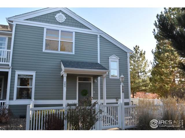 1805 Grays Peak Dr #202, Loveland, CO 80538 (MLS #929811) :: The Sam Biller Home Team