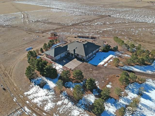 44650 E 168th Ave, Keenesburg, CO 80643 (MLS #929823) :: 8z Real Estate