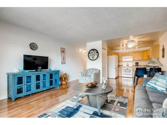 665 S Alton Way 8C, Denver, CO 80247 (MLS #929851) :: 8z Real Estate