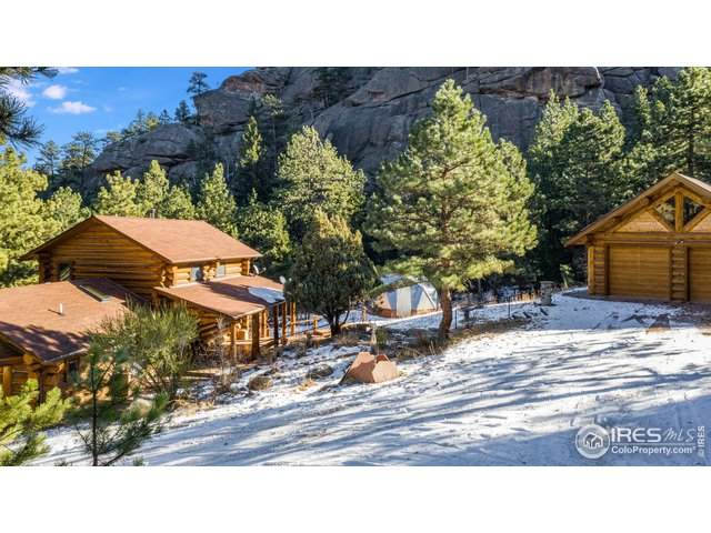 130 Lone Tree Ln, Lyons, CO 80540 (MLS #929853) :: 8z Real Estate