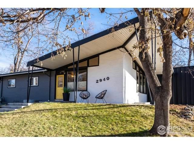 2940 19th St, Boulder, CO 80304 (MLS #929867) :: 8z Real Estate