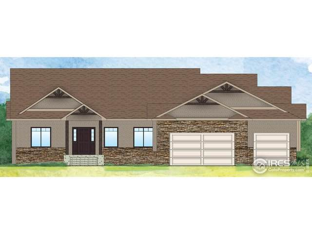 5012 Prairie Lark Ln, Severance, CO 80615 (#929872) :: My Home Team