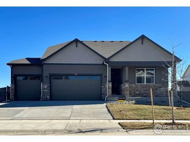 1292 Vantage Pkwy, Berthoud, CO 80513 (MLS #929875) :: 8z Real Estate