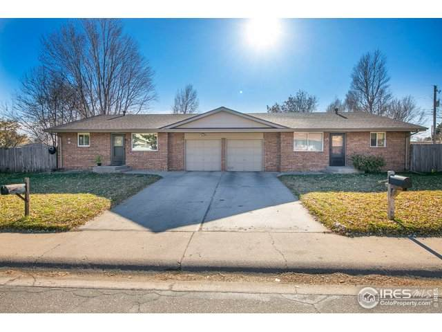 3368 35th St, Greeley, CO 80634 (MLS #929887) :: HomeSmart Realty Group