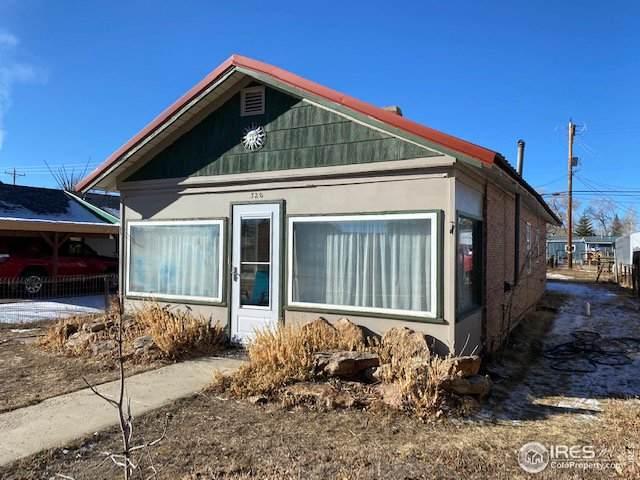 320 Main St, Walden, CO 80480 (MLS #929906) :: Hub Real Estate