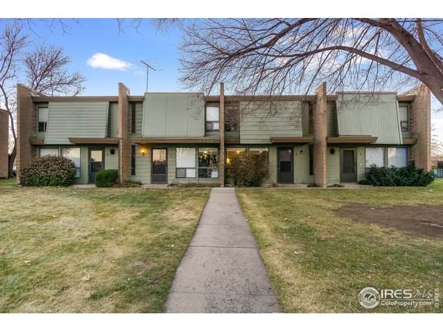 2725 Harvard St #5, Fort Collins, CO 80525 (MLS #929923) :: Tracy's Team
