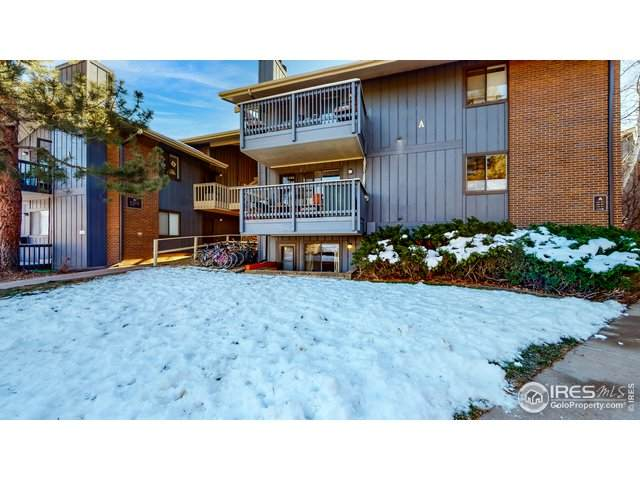 2800 Kalmia Ave #113, Boulder, CO 80301 (MLS #929929) :: HomeSmart Realty Group