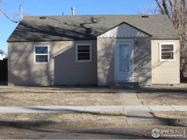 421 1st St, Hugo, CO 80821 (MLS #929949) :: Hub Real Estate