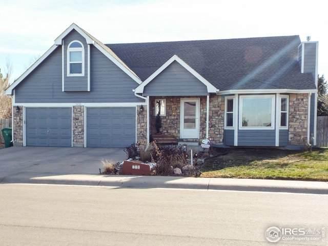 908 N 7th Pl, Johnstown, CO 80534 (MLS #929963) :: 8z Real Estate