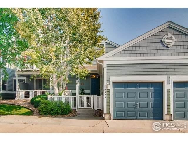 4501 Nelson Rd #2305, Longmont, CO 80503 (MLS #929965) :: Bliss Realty Group