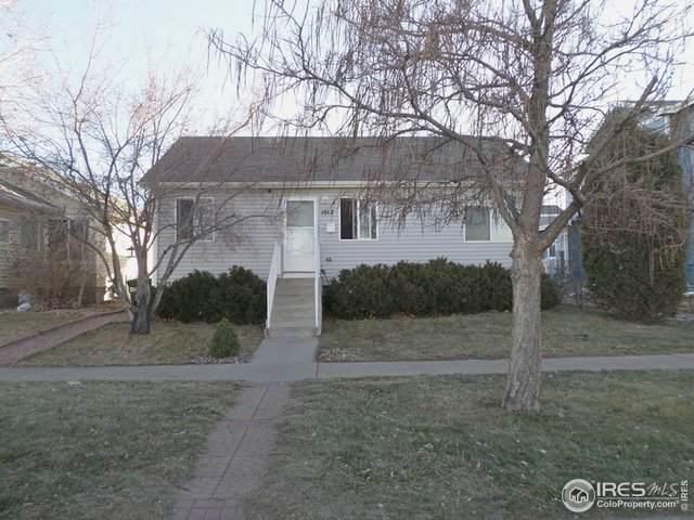 1012 3rd St, Greeley, CO 80631 (MLS #929980) :: Jenn Porter Group