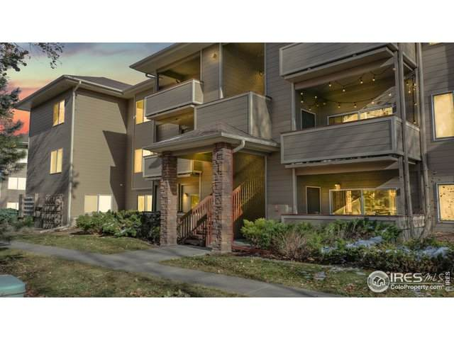 4545 Wheaton Dr E180, Fort Collins, CO 80525 (MLS #930015) :: 8z Real Estate