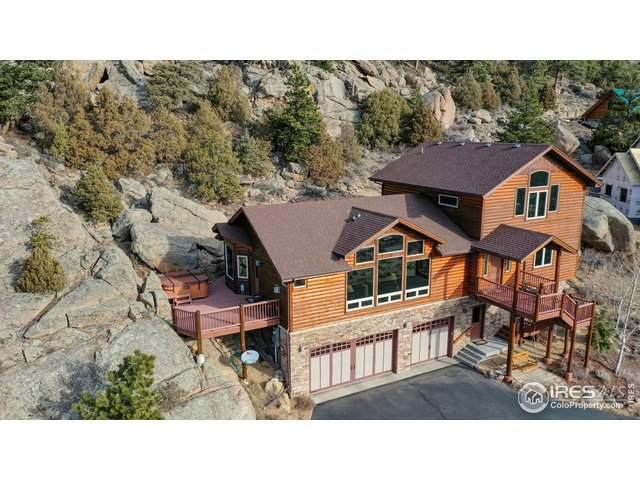 201 Curry Dr, Estes Park, CO 80517 (MLS #930033) :: Tracy's Team