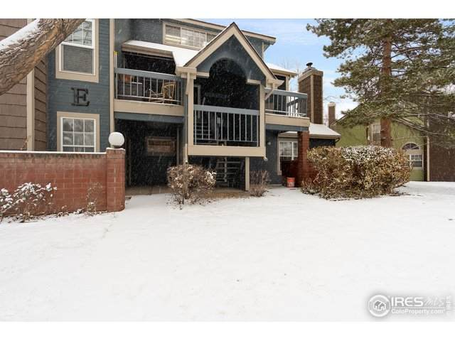 3565 Windmill Dr #4, Fort Collins, CO 80526 (MLS #930051) :: Re/Max Alliance