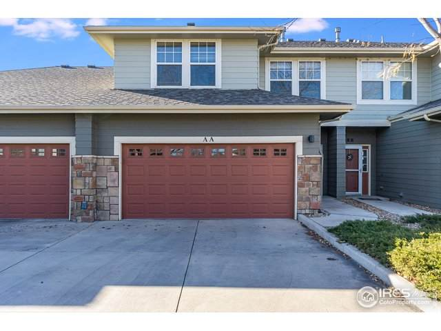 5600 W 3rd St Aa, Greeley, CO 80634 (MLS #930076) :: HomeSmart Realty Group